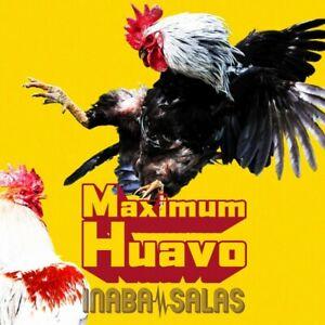 New INABA/SALAS Maximum Huavo First Limited Edition CD Blu-ray Japan BMCV-8059