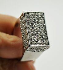 size 7  beautyful wedding ring style crystal fashion jewelry ring us-seller yu99