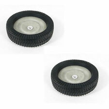 "Agri Fab 42"" (~AGR-44985)Tow Behind Grass Sweeper Wheel Tire Assembly  SET OF 2"