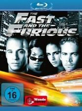 THE FAST AND THE FURIOUS BLU-RAY NEU VIN DIESEL,PAUL WALKER,MICHELLE RODRIGUEZ