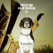 """Phillip & The Voodoo club BOA """"Loyalty"""" VINILE LP NUOVO ARTICOLO"""