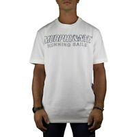 Murphy & Nye T-Shirt Uomo Col Bianco tg varie   -39 % OCCASIONE  