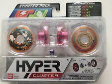 HYPER CLUSTER STARTER PACK BAN DAI NEXT EVOLUTION OF THE YO-YO SPIN VAMPIRE.   A