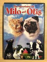 The Adventures of Milo and Otis (DVD, 1986) - E0331