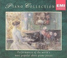 Various Artists Piano Collection: Performance of the wor CD