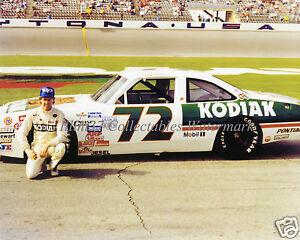 RUSTY WALLACE #72 KODIAK PONTIAC DAYTONA 500 NASCAR AUTO RACING 8X10 PHOTO #1
