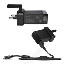 100% GENUINE SONY EP880 EP-880 MAINS CHARGER FOR EXPERIA Z/Z1/Z2/Compact/M2/T