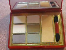 """MOTHERS DAY NEW ELIZABETH ARDEN """"DAY"""" SHADOW/BLUSH RED COMPACT 6 SHADOWS 1 BLUSH"""