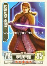 Anakin Skywalker #001 - Force Attax Serie 2