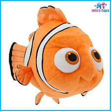 "Disney Finding Dory 15"" Nemo Plush Doll Toy brand new with tags"