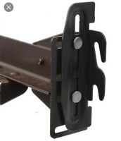 NEW! Hook Plate Conversion Adapter Kit #35 For Bolt On Bed Frame Set Of 4