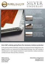 2mm Foam Underlay for laminate, bamboo, engineered flooring