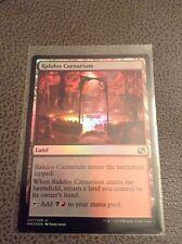 MTG Magic the Gathering Modern Masters 2015 Rakdos Carnarium Foil