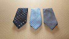 Bergamo - Chaps - Lands End, Collection of Ties, (Lot of Three) - MINT CONDITION