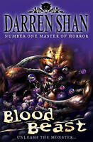 Blood Beast (The Demonata, Book 5), Shan, Darren , Very Good, FAST Delivery