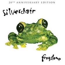 SILVERCHAIR FROGSTOMP 20TH ANNIVERSARY REMASTERED CD NEW