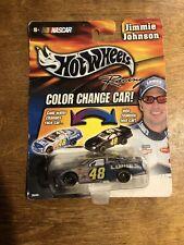Hot Wheels Racing Jimmie Johnson #48 Lowe's Color Change Car NASCAR Diecast 1:64
