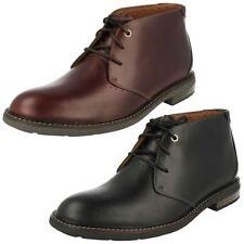 Clarks Desert 100% Leather Boots for Men