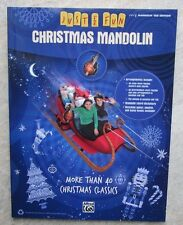 Christmas Mandolin just for Fun *NEW* Tab and Chords