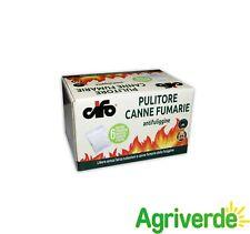 Pulitore Canne Fumarie CIFO 6 bustine monodose Antifuliggine Libera le tubazioni