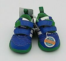 New With Tags Baby Adidas STA Fluid Blue Green Baby Size 4K Kids