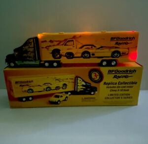 BF Goodrich Racing Replica Collectible Chevy ZR2 and Chevy S-10 VERY RARE HTF