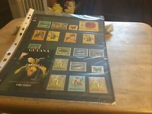 Guyana Mixed Stamps Lot