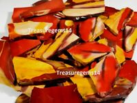 1250 Crt SUPERB NATURAL RED YELLOW MOOKAITE JASPER ROCK ROUGH SLAB TILE GEMSTONE