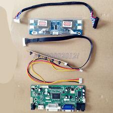 "LCD Driver Board Monitor kit M.NT68676.2 HDMI+DVI+VGA For 14.1"" LP141WX1(TL)(A2)"