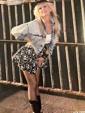 Lita Ford, Double Full Page Vintage Pinup