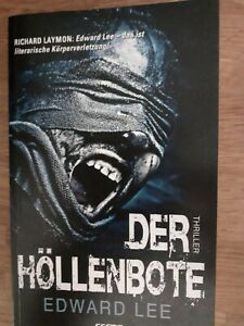 Edward Lee, Der Höllenbote, Festa, Extrem-Horror