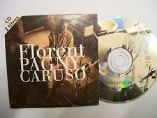 FLORENT PAGNY Caruso – 1996 French CD - Card Sleeve – Chanson – BARGAIN!