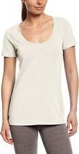 Lole Kiss Short Sleeve Top (XL, Vanilla White) LSW0939