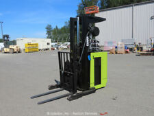 Clark Np300-30B Electric 3K Warehouse Forklift Lift Truck Stacker 24V bidadoo
