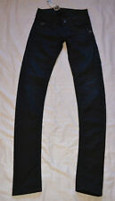 G-Star LYNN Skinny WMN Stretch Jeans Hose W24 L32 XXS XS 34 36 NEU