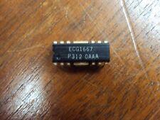 ECG Electronics NTE1667 INTEGRATED CIRCUIT 2.3W/CH 4.7W BTL 16-LEAD DIP nos