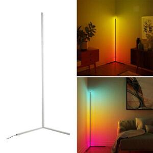 Floor Lamp RGB Remote LED Floor Lamps Standing Lamp Corner Standing Lamp B