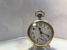 Howard Series O 23 jewel 16s Pocket Watch  GF Case