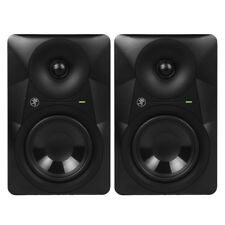 Mackie MR824 Pair 8-Inch 2-Way Powered Studio Monitor Pair, New!
