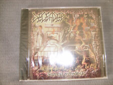 DECEASED Surreal Overdose CD 2015 Press US Death Metal (gutted morbid angel)