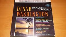 Dinah Washington-What a diffrence a Day makes LP Vinyl Record