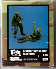VERLINDEN 829 - GERMAN TANK HUNTER WWII - 1/35 RESIN KIT
