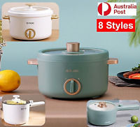 Electric Cooker Multifunctional 1.5/2.5L Non-Stick Pan Cooking Hot Pot 8 Styles