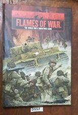 Flames of War Rulebook HC 2006