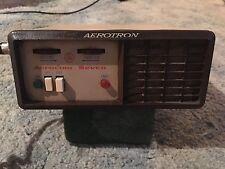 VINTAGE AEROTRON AEROCOM SEVEN TWO-WAY RADIO W/ MIC