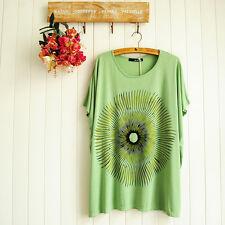 ❤Cute Sunflower Top❤Japan Japanese Korean Fashion blouse bohemian shirt S M L