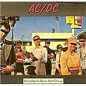 AC/DC - Dirty Deeds Done Dirt Cheap (2003)  CD  NEW  SPEEDYPOST