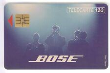 FRANCE  TELECARTE / PHONECARD ..120U F301 SO3 BOSE MUSIQUE A 2A6920 UT/TBE C.22€