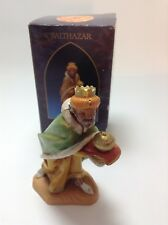 Fontanini 1992 Balthazar Censer of Myrrh Wise Man Nativity Christmas Italy