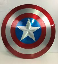 Marvel Legends Captain America 75th Anniversary Avengers Shield Alloy Metal Used